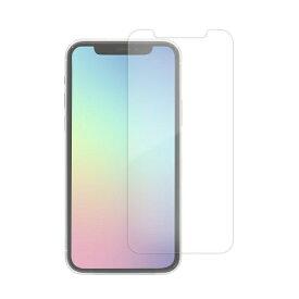 OWLTECH オウルテック iPhone 11 /XR 6.1インチ 画面保護ガラス フレームレス スタンダードガラス 0.33mm厚 クリア OWL-GSIB61-CL