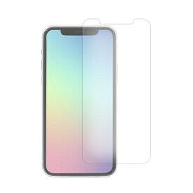 OWLTECH オウルテック iPhone 11 /XR 6.1インチ 画面保護ガラス フレームレス スタンダードガラス 0.33mm厚 マット OWL-GSIB61-AG