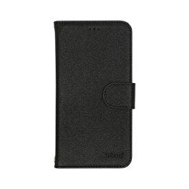OWLTECH オウルテック iPhone 11 Pro 5.8インチinch用 カード収納ポケット付き手帳型ケース OWL-CVIB5801-BK ブラック