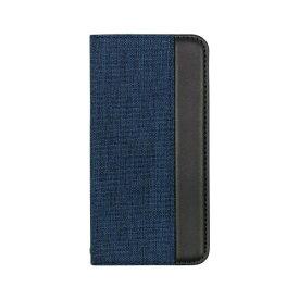 OWLTECH オウルテック iPhone 11 Pro 5.8インチinch用 カード収納ポケット付き手帳型ケース OWL-CVIB5803-NVBK ネイビーxブラック