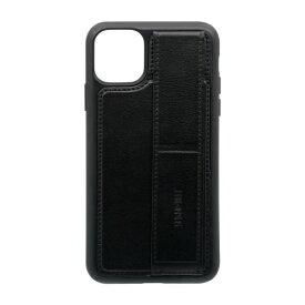 OWLTECH オウルテック iPhone 11 Pro 5.8インチinch用 スタンドベルト付耐衝撃ケース OWL-CVIB5808-BK ブラック