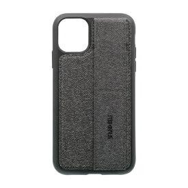 OWLTECH オウルテック iPhone 11 Pro 5.8インチinch用 スタンドベルト付耐衝撃ケース OWL-CVIB5808-GY グレー