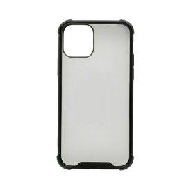 OWLTECH オウルテック iPhone 11 Pro 5.8インチinch用 耐衝撃ケース OWL-CVIB5809-BK ブラック