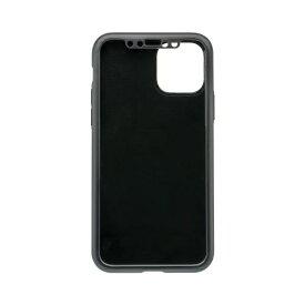 OWLTECH オウルテック iPhone 11 Pro 5.8インチinch用 フルカバーケース OWL-CVIB5810-BK ブラック