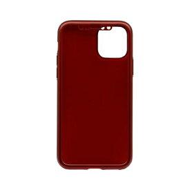 OWLTECH オウルテック iPhone 11 Pro 5.8インチinch用 フルカバーケース OWL-CVIB5810-RE レッド