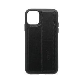 OWLTECH オウルテック iPhone 11 6.1インチ 用 スタンドベルト付耐衝撃ケース OWL-CVIB6108-BK ブラック