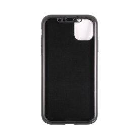 OWLTECH オウルテック iPhone 11 6.1インチ 用 フルカバーケース OWL-CVIB6110-BK ブラック