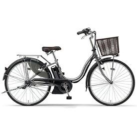 ヤマハ YAMAHA 24型 電動アシスト自転車 PAS Cheer(ミラーシルバー/内装3段変速)20 PA24CH【2020年モデル】【組立商品につき返品不可】 【代金引換配送不可】