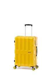 A.L.I アジア・ラゲージ スーツケース ハードキャリー 60L MAXBOX MOSAIC(マックスボックス モザイク) イエロー ALI-2611 [TSAロック搭載]