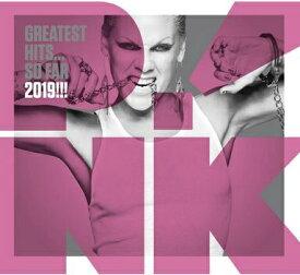 ソニーミュージックマーケティング P!NK/ グレイテスト・ヒッツ… ソー・ファー 2019!!!【CD】