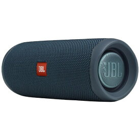 JBL ジェイビーエル ブルートゥース スピーカー JBLFLIP5BLU ブルー [Bluetooth対応 /防水][JBLFLIP5BLU]