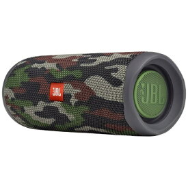 JBL ジェイビーエル ブルートゥース スピーカー JBLFLIP5SQUAD スクアッド [Bluetooth対応 /防水][JBLFLIP5SQUAD]
