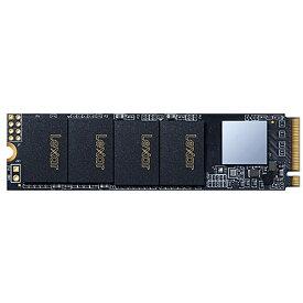 LEXAR LNM610-1TRBJP 内蔵SSD [M.2 /1TB]