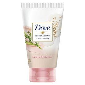 ユニリーバJCM Unilever Dove(ダヴ)ボタニカルナチュラル ブライトネスクレイマスク(120g)