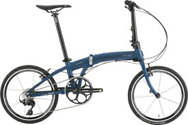 DAHON ダホン 20型 折りたたみ自転車 Mu SLX(ミッドナイト/外装11段変速)【2020年モデル】 【組立商品につき返品不可】 【代金引換配送不可】