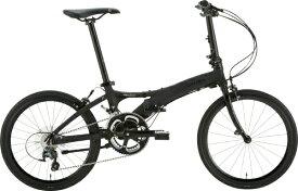 DAHON ダホン 20型 折りたたみ自転車 Visc EVO(マットブラック/外装20段変速)【2020年モデル】 【組立商品につき返品不可】 【代金引換配送不可】