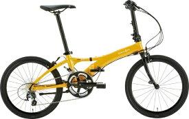 DAHON ダホン 20型 折りたたみ自転車 Visc EVO(マンゴーオレンジ/外装20段変速)【2020年モデル】 【組立商品につき返品不可】 【代金引換配送不可】