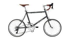 DAHON ダホン 20型 折りたたみ自転車 Dash Altena L(メタリックグレー/外装16段変速)【2020年モデル】 【組立商品につき返品不可】 【代金引換配送不可】
