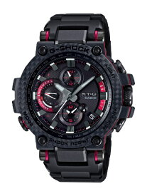カシオ CASIO [Bluetooth搭載 ソーラー電波時計]G-SHOCK(Gショック)MT-G MTG-B1000XBD-1AJF【point_rb】