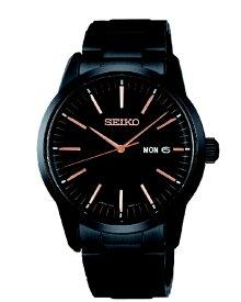 セイコー SEIKO ■流通限定 【ソーラー時計】 セイコーセレクション(SEIKO SELECTION) ブラックシリーズ SBPX135