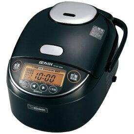 象印マホービン ZOJIRUSHI NP-ZV102BK-BA 炊飯器 極め炊き ブラック [5.5合 /圧力IH][NPZV102BK]【point_rb】