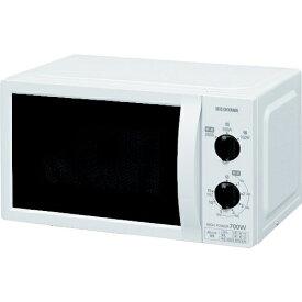 アイリスオーヤマ IRIS OHYAMA IRIS 単機能レンジ 17L ターンテーブル 60Hz IMB-T176-6