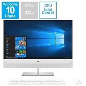 HP エイチピー 6DU71AA-AAAD デスクトップパソコン Pavilion All-in-One 27-xa0000 G1モデル [27型 /HDD:1TB /SSD:256GB /メモリ:8GB /2019年10月モデル][27インチ 新品 一体型 windows10 6DU71AAAAAD]