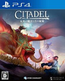 スパイクチュンソフト Spike Chunsoft シタデル:永炎の魔法と古の城塞【PS4】