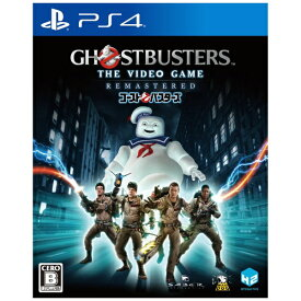 H2INTERACTIVE Ghostbusters: The Video Game Remastered【PS4】