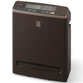 アイリスオーヤマ IRIS OHYAMA モニター付き空気清浄機 ブラウン RMDK-40 [適用畳数:17畳 /PM2.5対応][RMDK40]