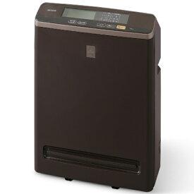 アイリスオーヤマ IRIS OHYAMA モニター付き空気清浄機 ブラウン RMDK-50 [適用畳数:25畳 /PM2.5対応][RMDK50]