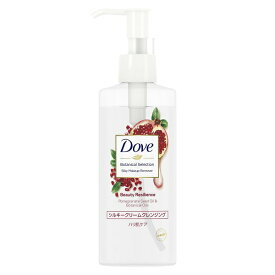 ユニリーバJCM Unilever Dove(ダヴ)ボタニカルセレクションビューティーレジリエンスシルキークリームクレンジング(165ml)
