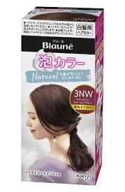 花王 Kao ブローネ泡カラー 3NW Nウォームブラウン(108ml)
