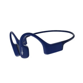 AfterShokz アフターショックス ポータブルプレーヤー 骨伝導ワイヤレスヘッドホン AfterShokz XTRAINERZ Sapphire Blue AFT-EP-000017 [骨伝導 /ワイヤレス][ワイヤレスイヤホン][AFTEP000017]