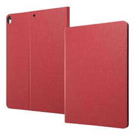 イングレム Ingrem 10.5インチ iPad Air(第3世代)・iPad Pro用 レザーケース スタンド機能付き IN-PA13LC1/R レッド