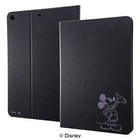 イングレム Ingrem iPad 9.7インチ用 レザーケース ディズニー IJ-DPA8LC/MK013 ミッキーマウス_13