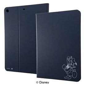 イングレム Ingrem iPad 9.7インチ用 レザーケース ディズニー IJ-DPA8LC/DD004 ドナルドダック_4