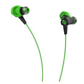 SOUL ソウル bluetoothイヤホン カナル型 RUN-FREE-PRO-X-GREEN グリーン [リモコン・マイク対応 /ワイヤレス(左右コード) /Bluetooth]