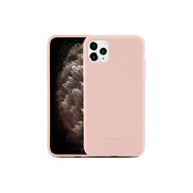 UI ユーアイ iPhone 11 Pro Max 6.5インチ MOTOMO ALPHA CASE BABY PINK MTMAL65PK
