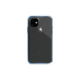 UI ユーアイ iPhone 11 6.1インチ MOTOMO INO LINE INFINITY CLEAR SAPPHIRE INOIC61BL