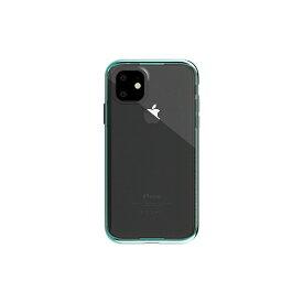 UI ユーアイ iPhone 11 6.1インチ MOTOMO INO LINE INFINITY CLEAR EMERALD INOIC61GR
