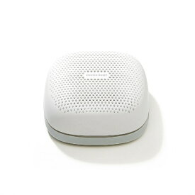 ラディウス radius SP-S10BTW ブルートゥーススピーカー SOUND BUMP ホワイト [Bluetooth対応 /防滴][SPS10BTW]