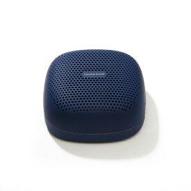 ラディウス radius SP-S10BTB ブルートゥーススピーカー SOUND BUMP ミッドナイトブルー [Bluetooth対応 /防滴][SPS10BTB]