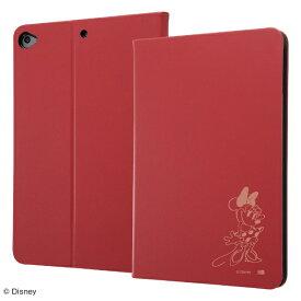 イングレム Ingrem iPad mini 5用 レザーケース ディズニー IJ-DPA12LCR/MN036 ミニーマウス_15