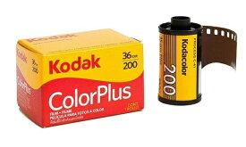 コダック Kodak Kodak COLORPLUS 200 135-36