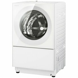 パナソニック Panasonic NA-VG740L-W ドラム式洗濯乾燥機 Cuble(キューブル) マットホワイト [洗濯7.0kg /乾燥3.5kg /ヒーター乾燥(排気タイプ) /左開き][洗濯機 7kg][NAVG740L_W]