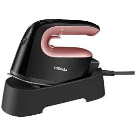 東芝 TOSHIBA TAS-X5-R 衣類スチーマー ローズレッド [ハンガーショット機能付き][ハンディアイロン][TASX5R]