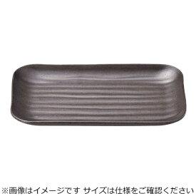マイン MIN マイン メラミンウェア 角皿 茶 大 M11-572 <RMI9201>[RMI9201]
