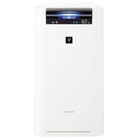 シャープ SHARP KI-LS50-W 加湿空気清浄機 ホワイト系 [適用畳数:23畳 /最大適用畳数(加湿):15畳 /PM2.5対応] ホワイト系[KILS50]