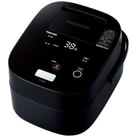 東芝 TOSHIBA RC-10VPN-K 炊飯器 グランブラック [5.5合 /圧力IH][RC10VPNK]